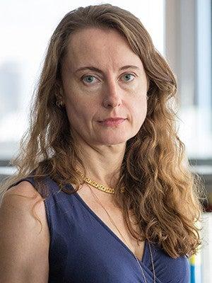 Emily Wilson '01 Ph.D.