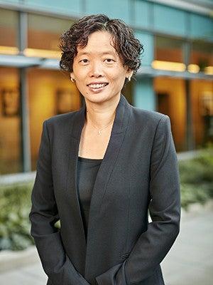 Dr. Xiaoyan Huang '91 B.S.