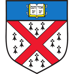 Yale College coat of arms.