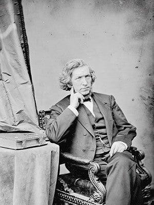 William E. Robinson, Class of 1841, '42 Law
