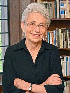 Professor Ruth Bernard Yeazell