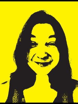 Graphic image of Sarah Holder