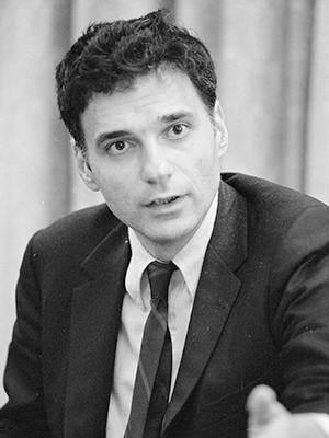 Ralph Nader in 1975.