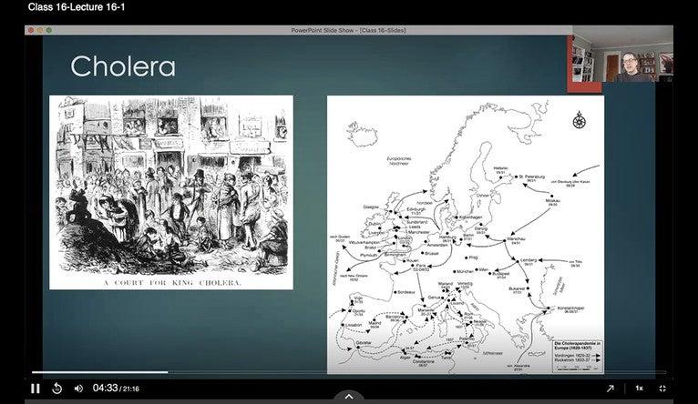 "David Engerman's ""Origins of Global Power,"" online and in progress."