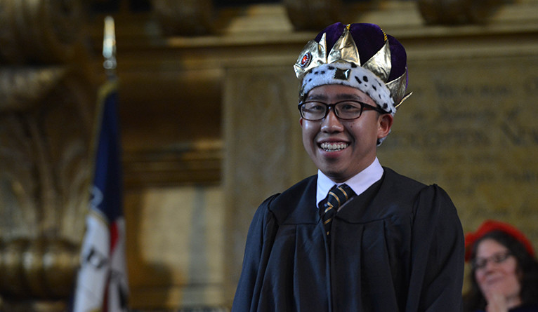 Jun Yan Chua wins the 2018 Alpheus Henry Snow Prize