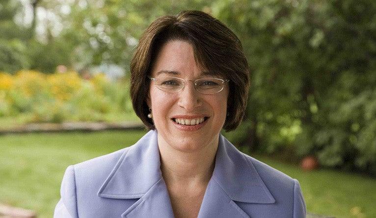 Senator Amy Klobuchar '82