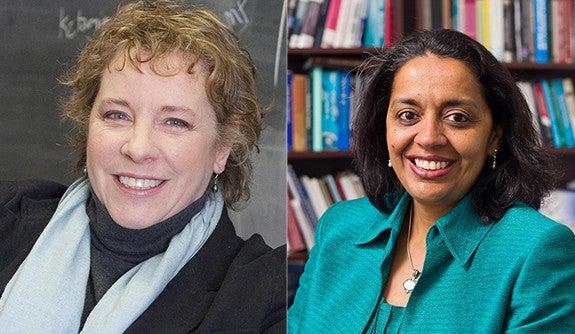 Amy Arnsten and Rajita Sinha