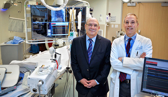 Saving lives and limbs: 30 years of interventional