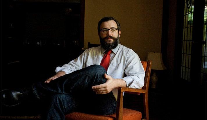 Andrew Papachristos, associate professor of sociology