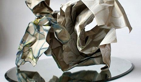 'Branes, a sculpture by Martha Lewis