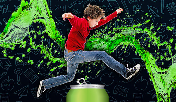 Energy Drinks Linked To Adhd Behaviors >> Energy Drinks Significantly Increase Hyperactivity In Schoolchildren