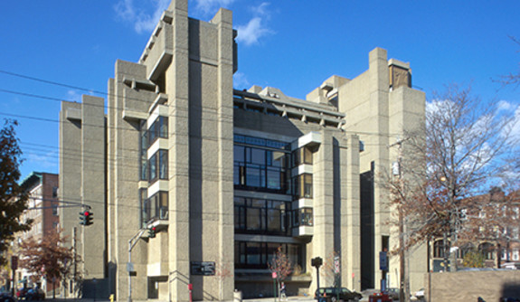 Yale s rudolph hall receives preservation trust s highest for Yale school of architecture