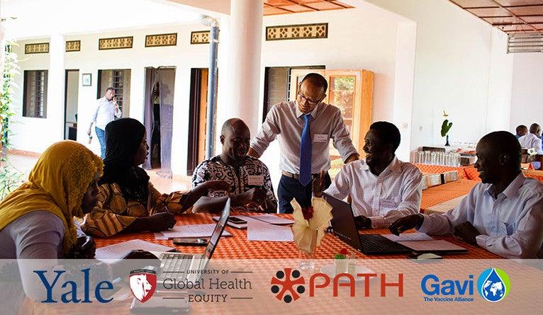 New management training for immunization leaders in Rwanda