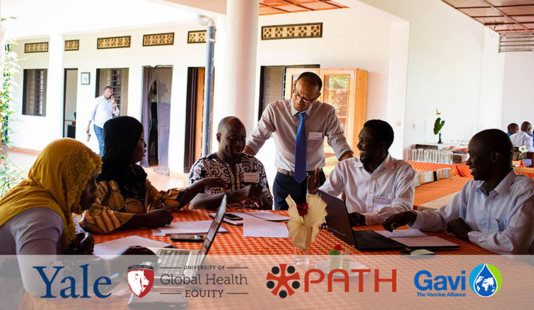 New management training for immunization leaders in Rwanda