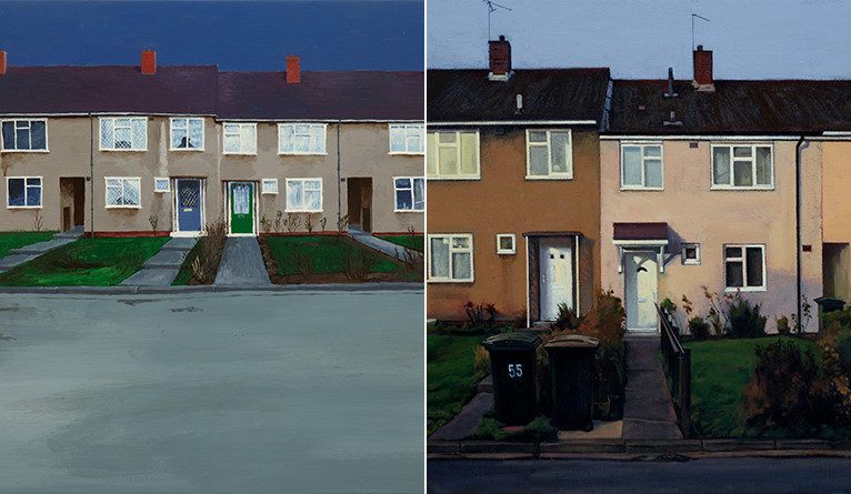 George Shaw, Scenes from The Passion: No. 57 and Mum's