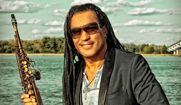 Jazz saxophonist Marion Meadows