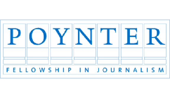 Poynter Fellowship in Journalism logo