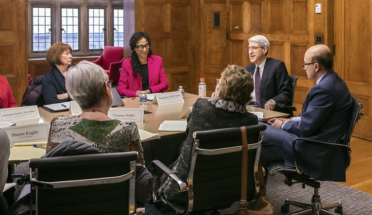 The President's Committee on Diversity, Inclusion, and Belonging