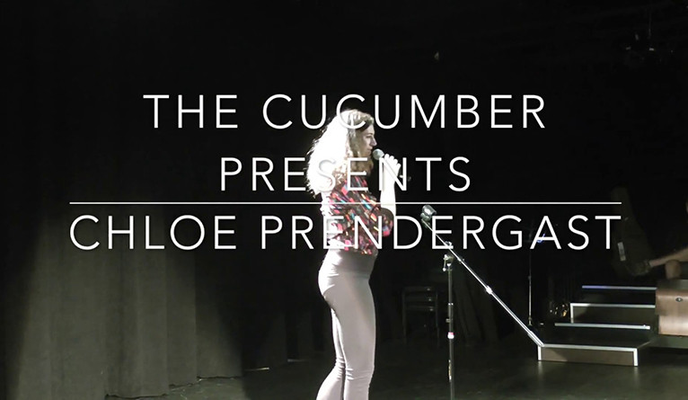"""The Cucumber Presents Chloe Prendergast"""