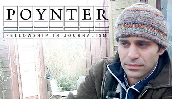 A photo of novelist and journalist Keith Gessen.