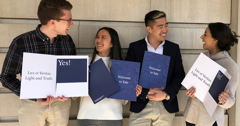 Yale Calendar 2022 2023.Yale College Admits 2 178 Students Third Year Of Expanded Class Size Yalenews