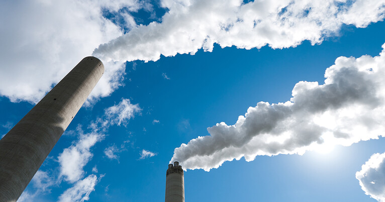 Healthcare industry is a major source of harmful emissions
