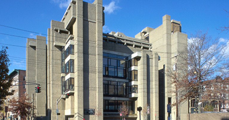 Yale s rudolph hall receives preservation trust s highest for Dean of architecture yale