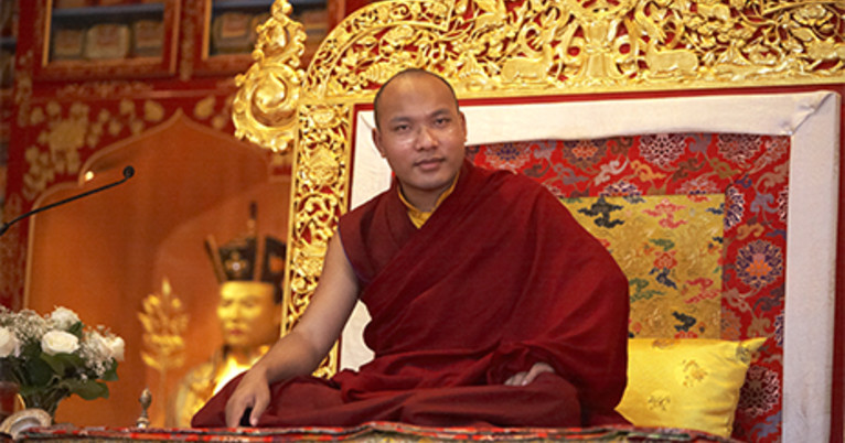 Chubb Fellowship Lecture to feature Tibetan Buddhist leader
