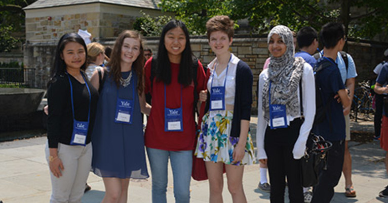 Yale Young Global Scholars Program creates Arab Student ...