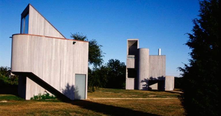 Yale Hosts Exhibition On Gwathmey Siegel Architects Yalenews