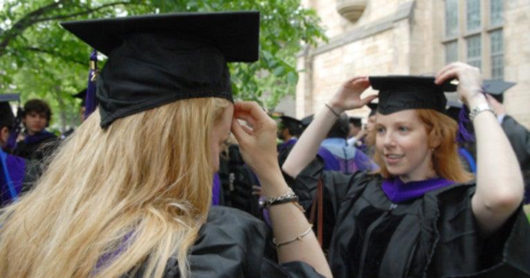 A guide to graduation fashion   YaleNews