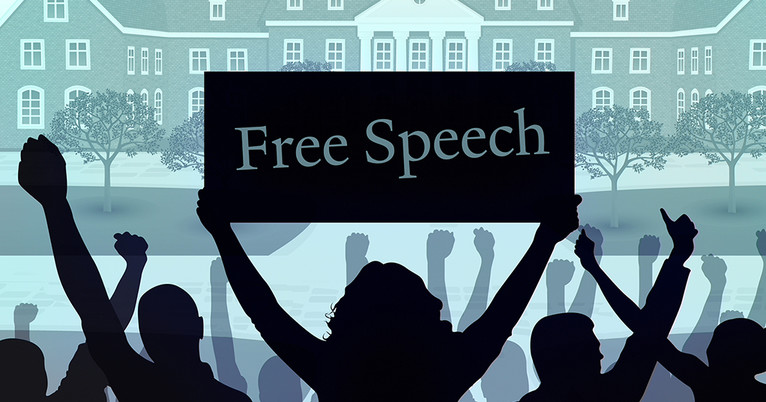 'Hate speech' is sneaky leftist censorship, not law