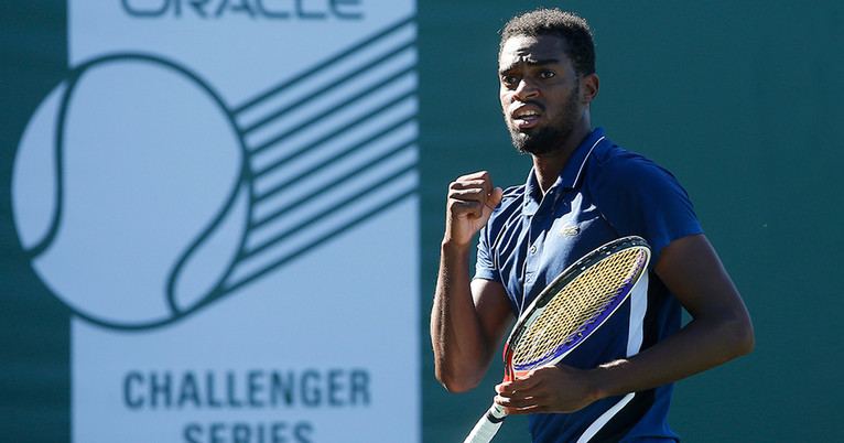 Oracle Challenger Series brings men's and women's tennis back to New