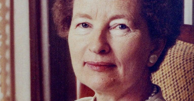 Marie Borroff, distinguished scholar of English literature