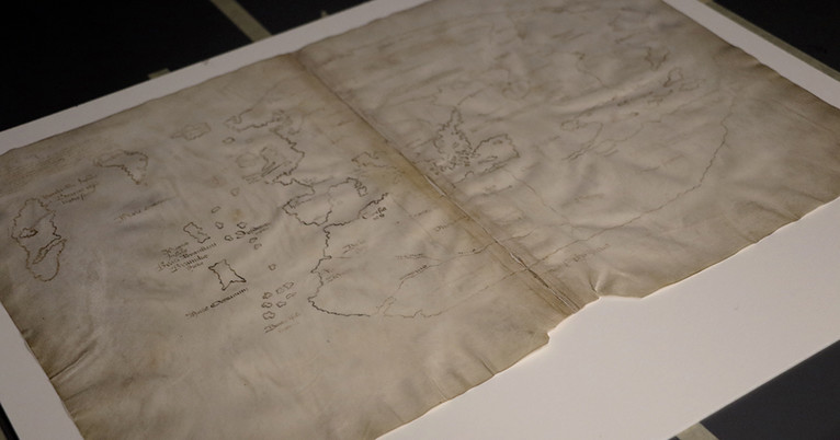 Talk:Vinland map
