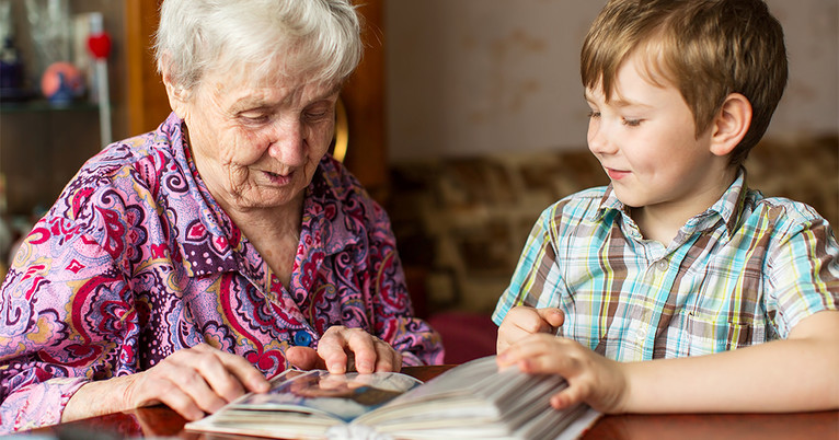positive aging in older adults