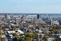 New Haven skyline