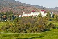 Mount Washington Hotel in Bretton Woods, New Hampshire