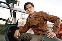 """A photo of actor Leonardo DiCaprio from """"The Aviator."""""""