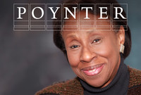 Laverne Berry with Poynter logo