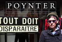 Kelly Cogswell with Poynter logo