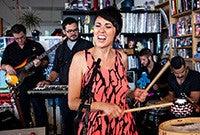 Singer Gina Chavez
