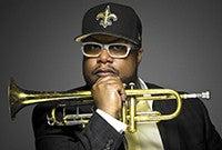 Jazz musician Nicholas Payton