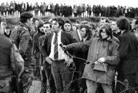 """A promotional still from of """"In the Name of Peace: John Hume in America."""""""