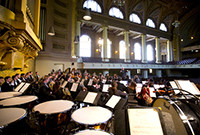 The Yale Philharmonia in concert.