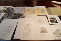 Architectural plans by the Architect is IN