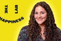Laurie Santos and the Happiness Lab logo