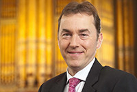 British virtuoso organist Thomas Trotter.