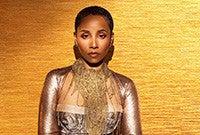 R&B performer Vivian Green
