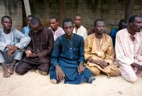 Former Boko Haram fighters.